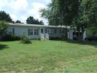 214 W Holly Dr  0, Lincoln, DE 19960 (MLS #615203) :: The Don Williams Real Estate Experts
