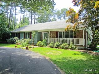 22774  Cedar Ln  0, Georgetown, DE 19947 (MLS #615467) :: The Don Williams Real Estate Experts
