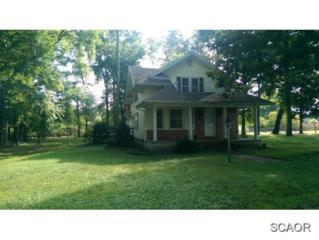 34438  Wilgus Cemetery Rd  0, Frankford, DE 19945 (MLS #617303) :: The Don Williams Real Estate Experts
