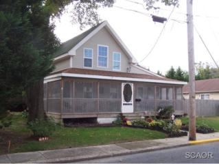 109  Fourth St  0, Seaford, DE 19973 (MLS #617836) :: The Don Williams Real Estate Experts