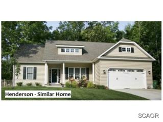 003  Evesboro Drive  0, Milford, DE 19963 (MLS #618040) :: The Don Williams Real Estate Experts