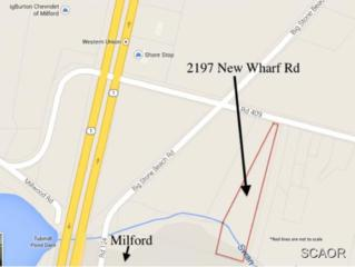 2197  New Wharf Rd  02, Milford, DE 19963 (MLS #619803) :: The Don Williams Real Estate Experts