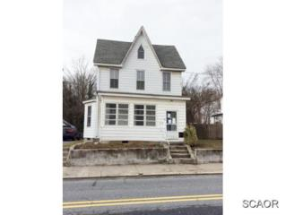 410 N Walnut St  0000, Milford, DE 19963 (MLS #621224) :: The Don Williams Real Estate Experts