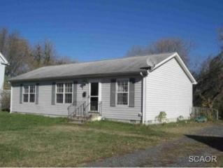 403  North St  0, Milford, DE 19963 (MLS #621300) :: The Don Williams Real Estate Experts