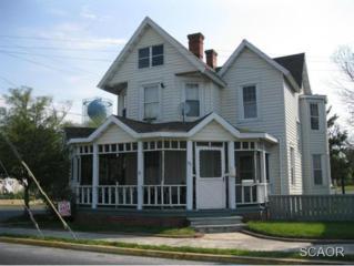 131  Union Street  00, Milton, DE 19968 (MLS #623090) :: The Don Williams Real Estate Experts