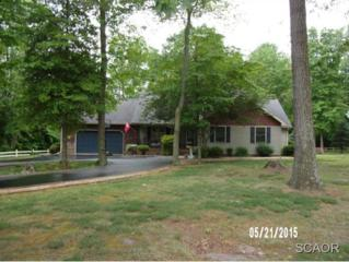 24778  Prettyman Rd  0, Georgetown, DE 19947 (MLS #623408) :: Brandon Brittingham's Team