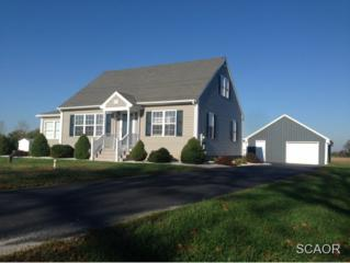 11579  County Seat Hwy  0, Laurel, DE 19956 (MLS #618713) :: The Don Williams Real Estate Experts