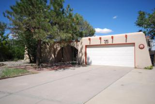 4633  Rainbow Street NW , Albuquerque, NM 87114 (MLS #823351) :: Campbell & Campbell Real Estate Services