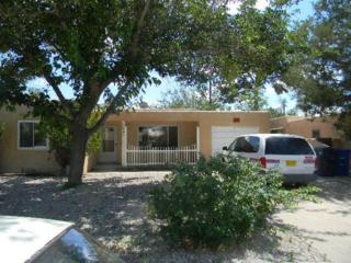 3804  Simms Avenue SE , Albuquerque, NM 87108 (MLS #823355) :: Campbell & Campbell Real Estate Services