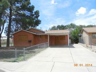 201  General Arnold NE , Albuquerque, NM 87123 (MLS #826211) :: Campbell & Campbell Real Estate Services