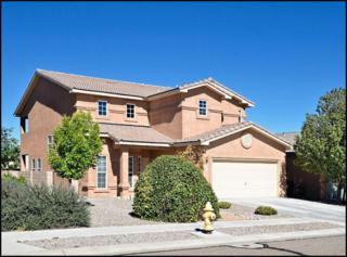 5579  Timberfalls Road NW , Albuquerque, NM 87114 (MLS #826688) :: Campbell & Campbell Real Estate Services