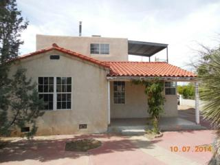 2209  Broadway NE , Albuquerque, NM 87102 (MLS #826968) :: Campbell & Campbell Real Estate Services