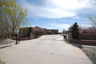 805  Hopi Road SE , Rio Rancho, NM 87124 (MLS #827713) :: Campbell & Campbell Real Estate Services