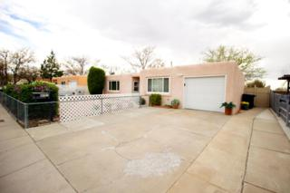 4701  Norma Drive NE , Albuquerque, NM 87109 (MLS #836961) :: Campbell & Campbell Real Estate Services