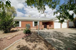 7409  Santa Fe Trail NW , Albuquerque, NM 87120 (MLS #839036) :: Campbell & Campbell Real Estate Services