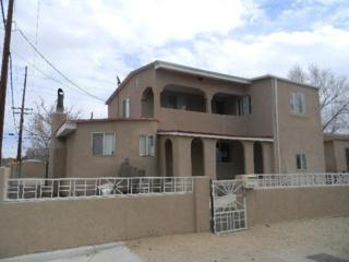 1600  Arno Street SE , Albuquerque, NM 87102 (MLS #755665) :: Campbell & Campbell Real Estate Services