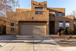 5109  Pyrite Place NW , Albuquerque, NM 87114 (MLS #836427) :: Campbell & Campbell Real Estate Services
