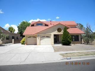 4401  Espira Drive NW , Albuquerque, NM 87114 (MLS #821249) :: Campbell & Campbell Real Estate Services