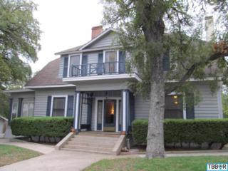 609 E 14th  , Belton, TX 76513 (MLS #107391) :: JD Walters Real Estate