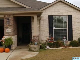 7816  Fieldstone Dr  , Temple, TX 76502 (MLS #107514) :: JD Walters Real Estate