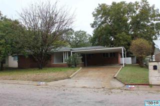17  Castleberry Street  , Lampasas, TX 76550 (MLS #107515) :: JD Walters Real Estate