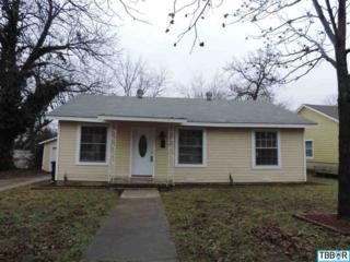 807 N 10th Street  , Temple, TX 76504 (MLS #107710) :: JD Walters Real Estate