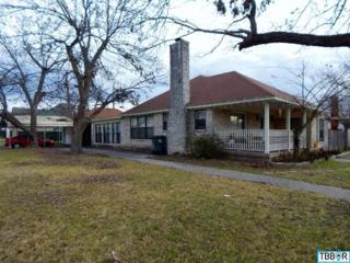 901 S 7th Street  , Temple, TX 76504 (MLS #108568) :: JD Walters Real Estate