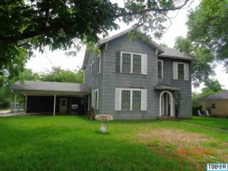 1417 N 2nd  , Temple, TX 76501 (MLS #109449) :: JD Walters Real Estate