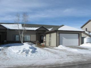 364 S Cole  , Pinedale, WY 82941 (MLS #15-119) :: West Group Real Estate