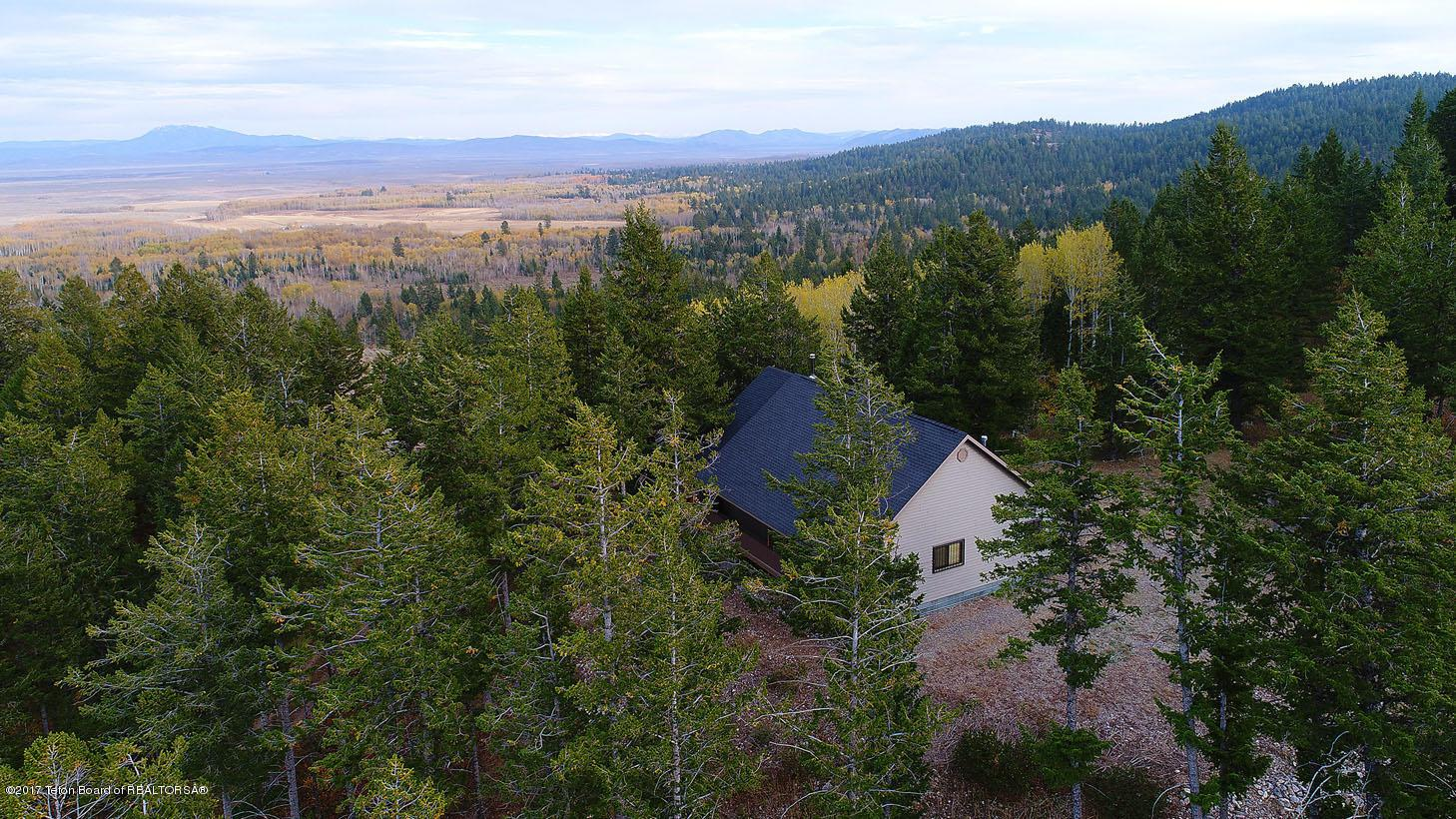 120 ACRES  & HOME, BLACKFOOT RESERVOIR RD