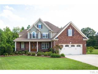 2617  Whistleberry Court  , Apex, NC 27539 (#1950455) :: Fathom Realty