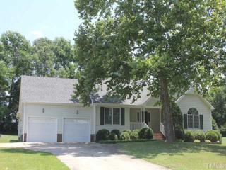 1033  Huntsboro Road  , Knightdale, NC 27545 (#1957860) :: Fathom Realty