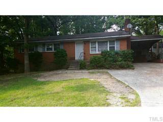 3213  Friar Tuck Road  , Raleigh, NC 27610 (#1965041) :: Fathom Realty