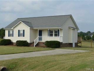 105  Hugh Drive  , Smithfield, NC 27577 (#1968274) :: Fathom Realty