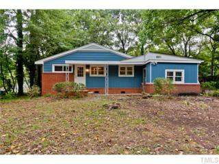 210  Wilmot Drive  , Raleigh, NC 27606 (#1969609) :: Dream Living Realty