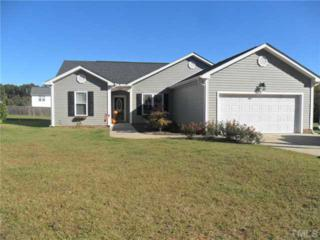 819 S Hollybrook Road  , Wendell, NC 27591 (#1975368) :: Marti Hampton Team - Re/Max One Realty