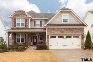 108  Silver Bluff Street  , Holly Springs, NC 27540 (#1979556) :: Dream Living Realty