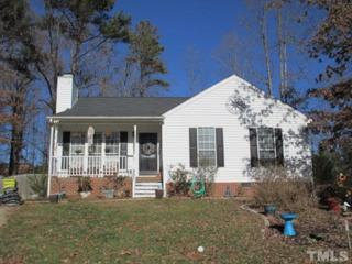 301  Birdsong Way  , Holly Springs, NC 27540 (#1982453) :: Raleigh Cary Realty