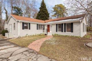 927  Winona Road  , Raleigh, NC 27609 (#1992392) :: Dream Living Realty