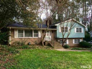4906  Quail Hollow Drive  , Raleigh, NC 27609 (#1997721) :: Marti Hampton Team - Re/Max One Realty