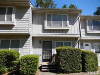 875  Martin Luther King Jr Boulevard  16, Chapel Hill, NC 27514 (#2004201) :: Marti Hampton Team - Re/Max One Realty
