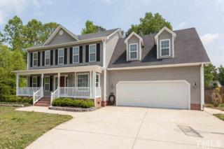 86  Jacob Street  , Holly Springs, NC 27540 (#2007653) :: Dream Living Realty