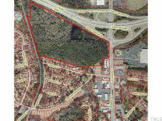 2400 S Saunders Street  , Raleigh, NC 27603 (#955631) :: Marti Hampton Team - Re/Max One Realty