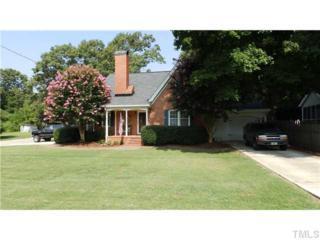 401  Second Avenue  , Knightdale, NC 27545 (#1962753) :: Fathom Realty
