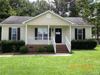 1003  Craftway Court  , Knightdale, NC 27545 (#1970808) :: Dream Living Realty