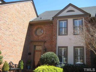 3320  Ridgecrest Court  , Raleigh, NC 27607 (#1998045) :: Raleigh Cary Realty