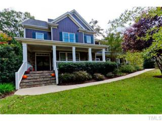 113  Cliffcreek Drive  , Holly Springs, NC 27540 (#1974828) :: Dream Living Realty