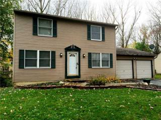 5743  Pheasant Hollow Dr  , Toledo, OH 43615 (MLS #5080218) :: RE/MAX Masters