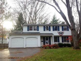 2501  Carriage Dr  , Toledo, OH 43615 (MLS #5080987) :: Key Realty
