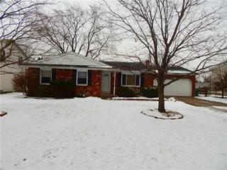 549  Indian Ridge Trl  , Rossford, OH 43460 (MLS #5082994) :: Key Realty